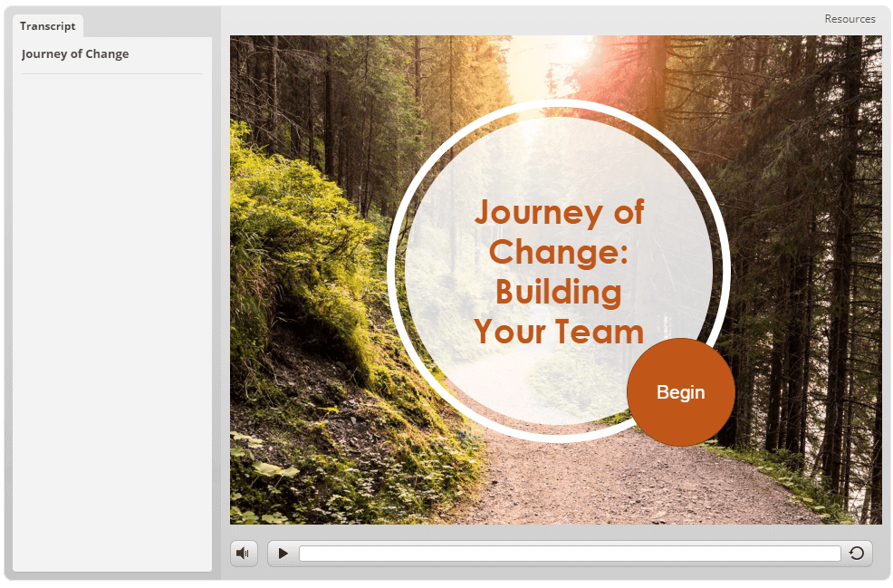 Building Your Change Team
